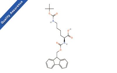 Fmoc-Lys(Boc)-OH | Fmoc lysine | 71989-26-9 | Omizzur
